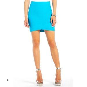 BCBG Max Azria Cyan Silvie Skirt
